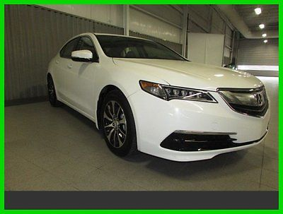 Acura : TLX Tech 2015 acura tlx tech 2.4 l i 4 16 v automatic 4715 miles leather navigation