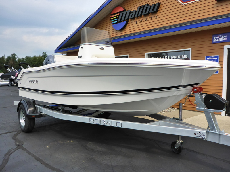 Robalo r160 boats for sale in michigan for Outboard motors for sale in michigan