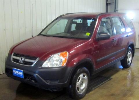 2002 Honda CR-V LX Fairbanks, AK