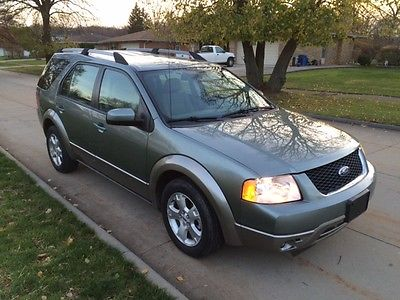 Ford : Other SEL Wagon 4-Door Ford Freestyle SE