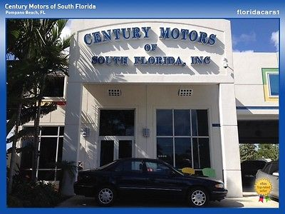 Buick : Century CUSTOM ONE OWNER LOW MILEAGE CARFAX CLEAN V6 AUTO CPO WARRANTY BUICK CAR CENTURY 4 DOOR V6 LOW MILES 0 ACCIDENTS CARFAX CLEAN 1 OWNER CPO