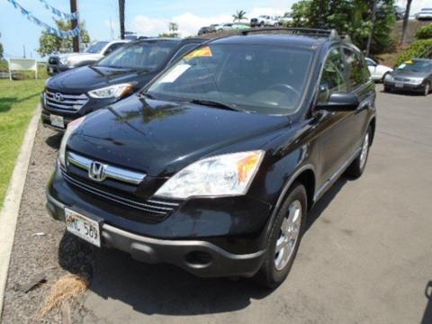 2007 Honda CR-V EX-L Hilo, HI