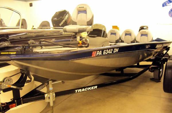 2012 TRACKER BOATS Pro Team 175