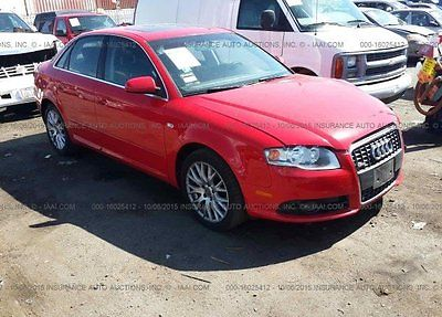 Audi : A4 2.0T 2008 2.0 t used turbo 2 l i 4 16 v automatic fwd sedan bose premium