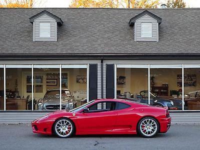 Ferrari : 360 360 2004 ferrari 360 challenge stradale 2 100 miles