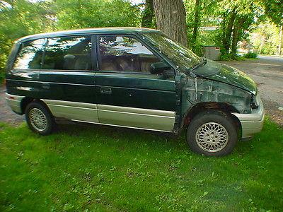 Mazda : MPV Mazda MPV Wagon Sport Van 1991