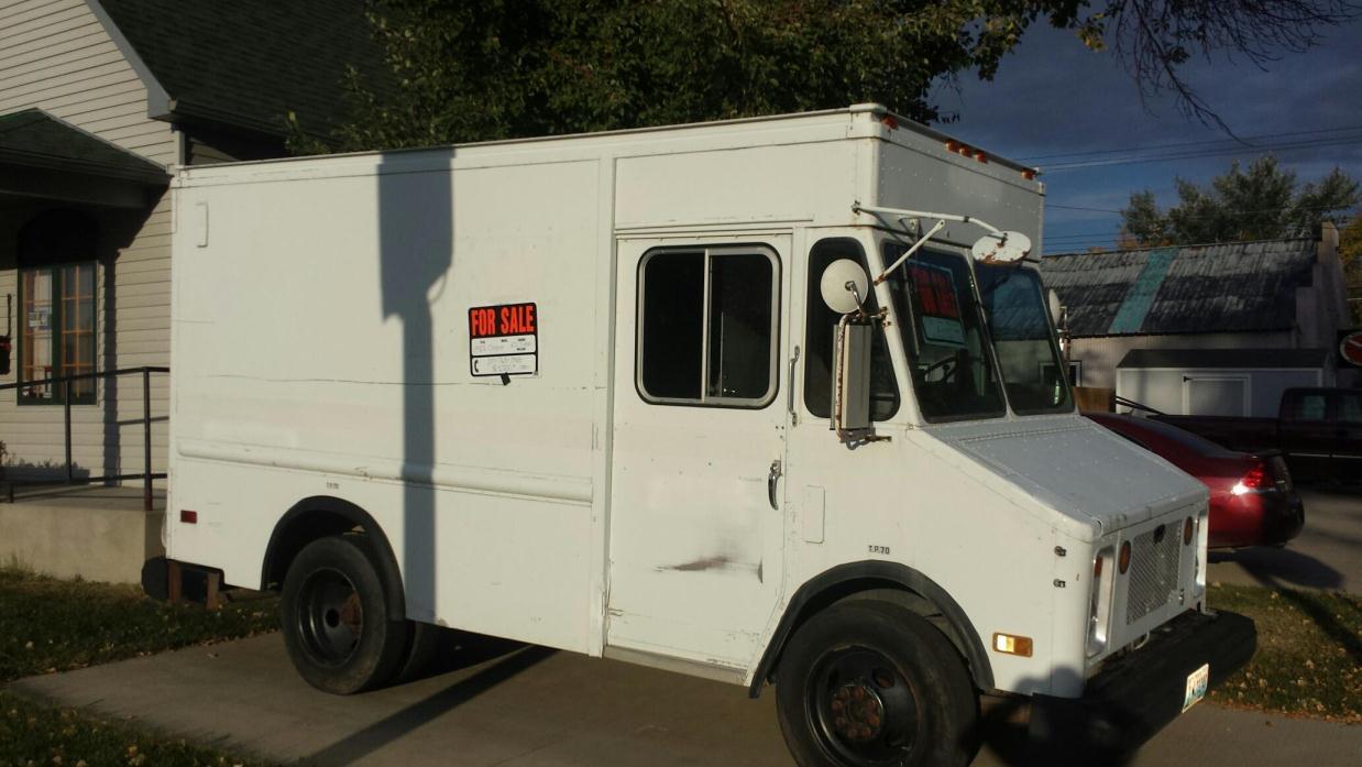 Grumman Olson Step Van Cars For Sale