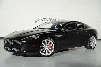 Aston Martin : Rapide 2010 aston martin