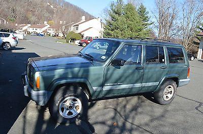 Jeep : Cherokee 2000 jeep cherokee sport 4 wd