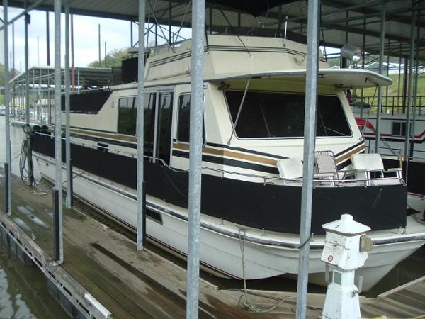1987 Harbor-Master 47 HOUSEBOAT