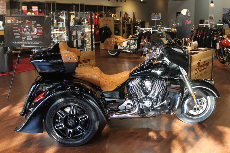 Indian Indian Tomahawk Trike Motorcycles For Sale