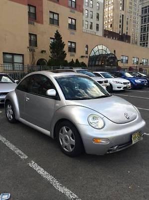 Volkswagen : Beetle-New GLS VOLKSWAGEN BEETLE GLS 116K MILES 5 SPEED MANUAL BLACK LEATHER NO RESERVE