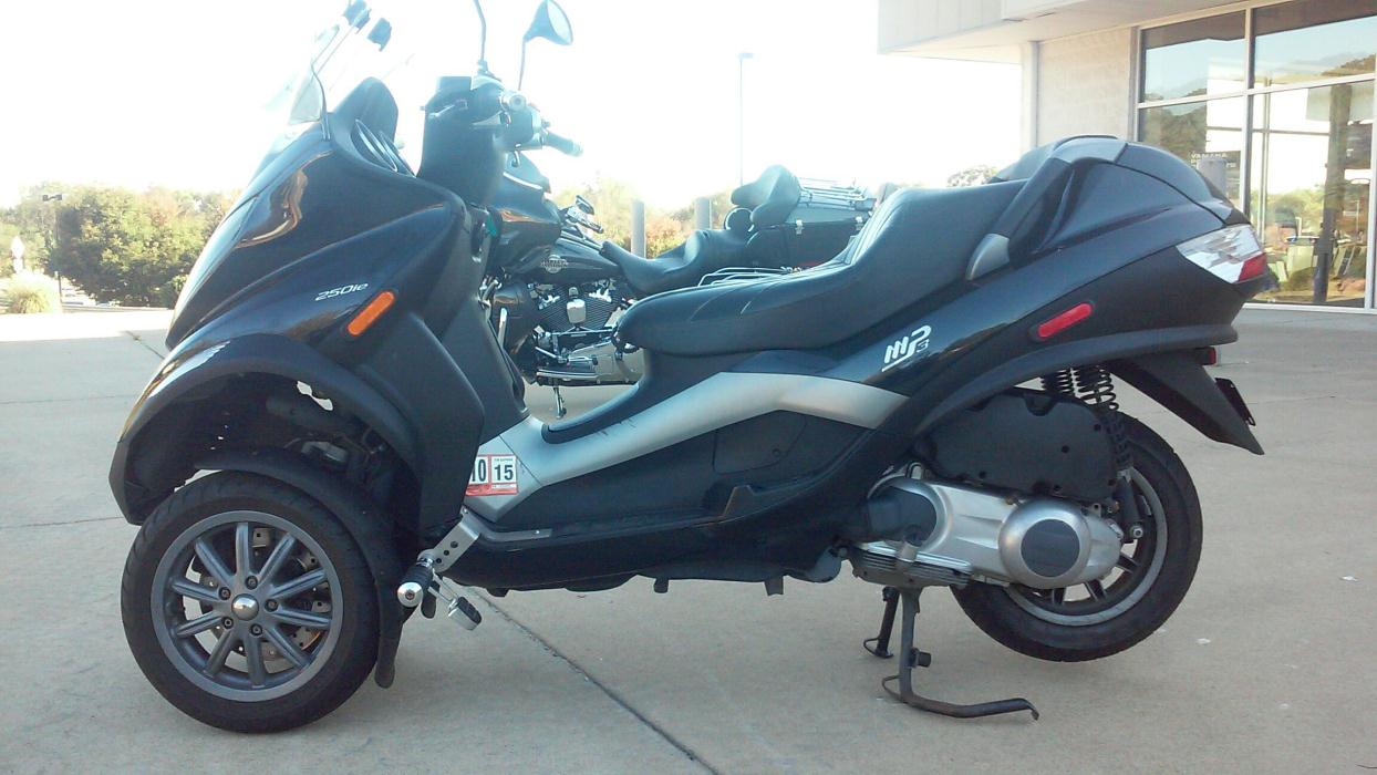 piaggio mp3 250 motorcycles for sale in fredericksburg. Black Bedroom Furniture Sets. Home Design Ideas