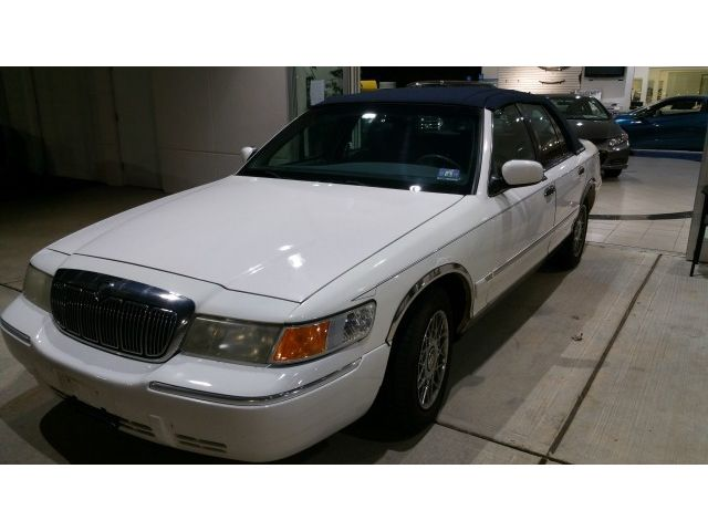 Mercury : Grand Marquis 4dr Sdn GS 2000 mercury grand marquis gs sedan tourneau top
