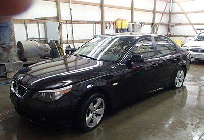 BMW : 5-Series xi 2007 bmw 5 series 530 xi used 3 l i 6 24 v manual awd sedan premium