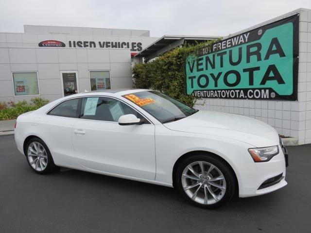 2013 Audi A5 2.0T Premium Ventura, CA