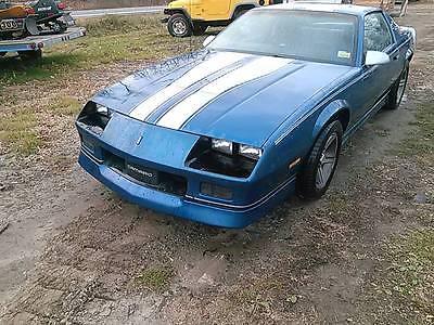 Chevrolet : Camaro 1986 z 28 camaro