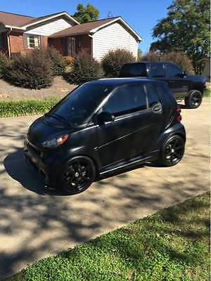 Smart : BRABUS Coup 2009 smart fortwo car brabus great condition loaded nav new wheels tires