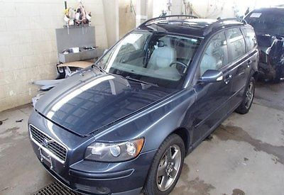 Volvo : V50 T5 2006 t 5 used turbo 2.5 l i 5 20 v manual awd wagon premium