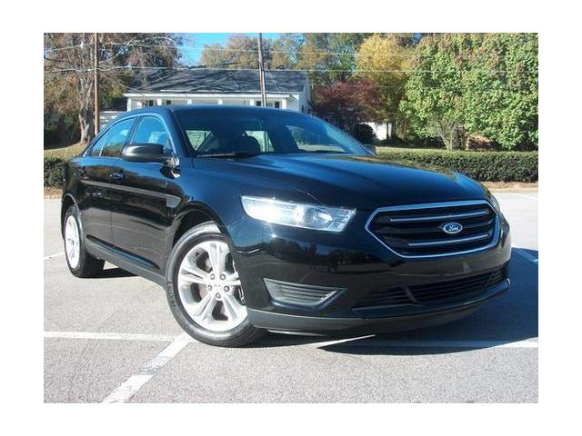 Ford : Taurus INTERCEPTOR 2015 ford police interceptor only 7560 miles