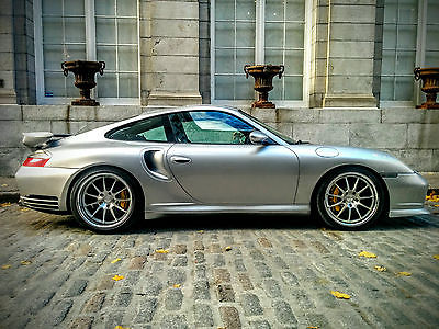 Porsche : 911 x50,GT2,PCCB 2003 porsche 911 twin turbo x 50 package pccb gt 2 factory package