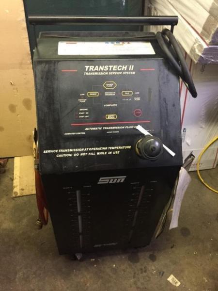 Transtech II Transmission Service System