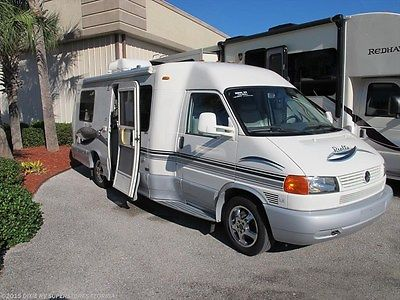 winnebago rialta 22qd rvs for sale in florida. Black Bedroom Furniture Sets. Home Design Ideas