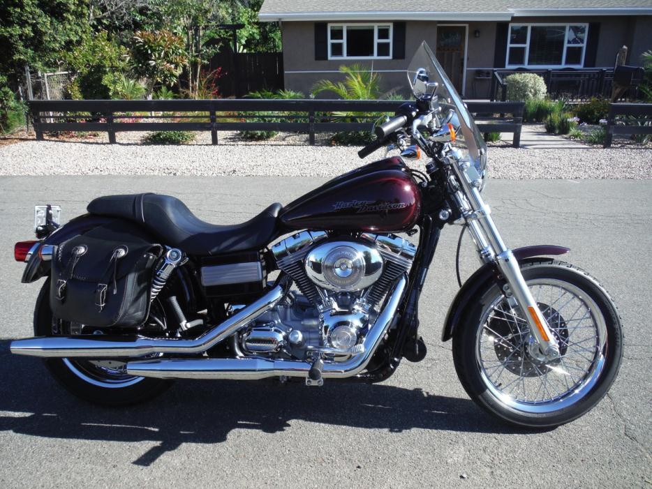 New Harley Davidson Dyna Motorcycles For Sale For Sale California >> 2005 Harley Davidson Dyna Glide Super Glide Motorcycles for sale