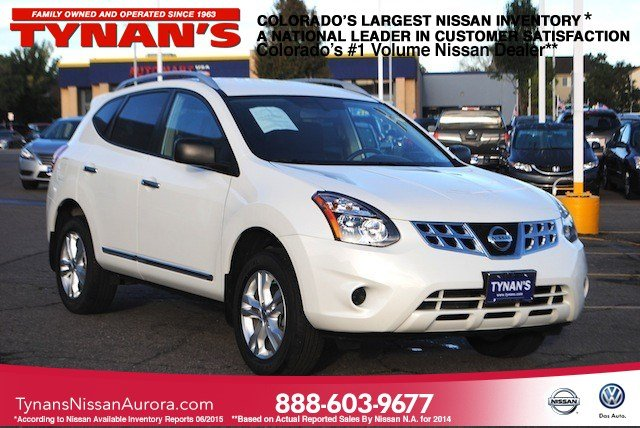2015 Nissan Rogue Select S Aurora, CO