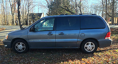 Ford : Freestar SEL 2004 ford freestar sel 4.2 l minivan
