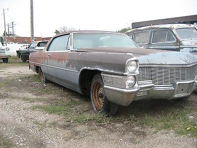 Cadillac : DeVille COUPE DEVILLE 1965 coupe deville