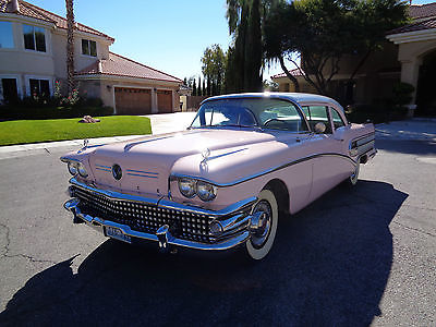 Buick : Other 1958 buick special 2 door
