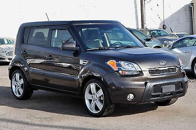 Kia : Soul Plus Hatchback 4-Door Only 37k Sunroof Automatic Cruise Bluetooth Runs/Drives Like New Rebuilt Optima