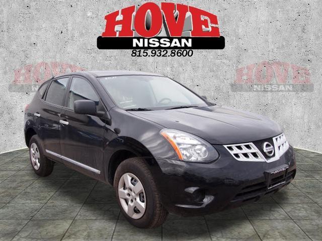 2014 Nissan Rogue Select S Bradley, IL