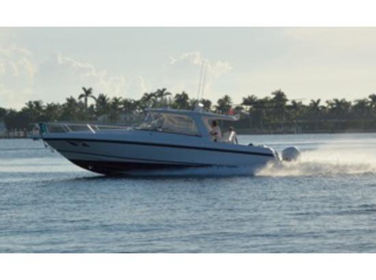 2007 Intrepid 390 Sport Yacht Walkaround