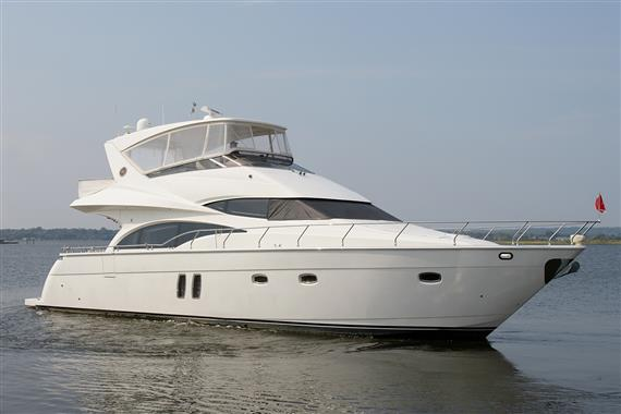 Marquis Yachts Markham Motor Yacht Boats For Sale In New