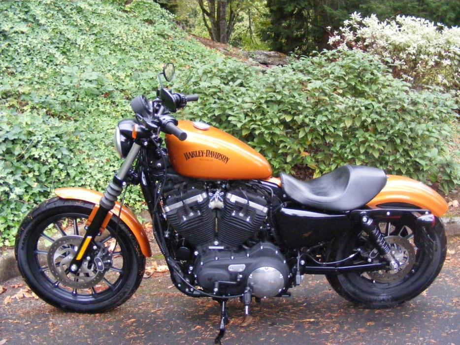 Harley Davidson Sportster  Iron Kbb