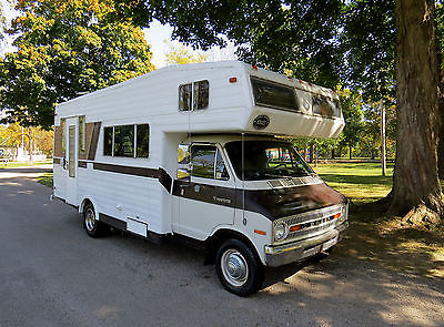 1974 Dodge Motorhome RVs for sale
