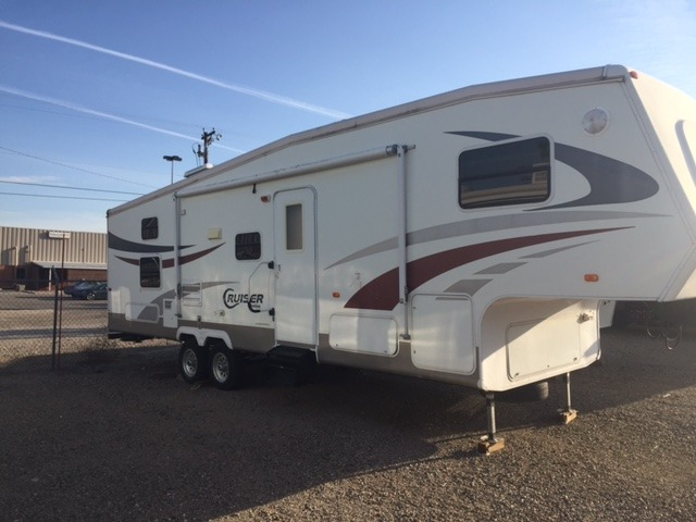 2014 Crossroads Rv Hill Country 32BH