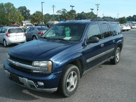 2004 CHEVROLET TRAILBLAZER EXT 4 DOOR SUV