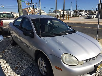 Dodge : Neon 2001 dodge neon for sale one owner no accidents clear title
