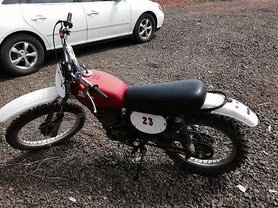 Honda : Other 1976 honda elsinore 175 vintage motorcyle