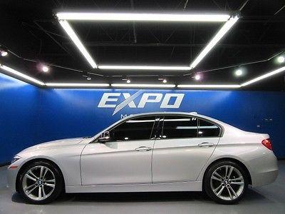 BMW : 3-Series 328i BMW 328i SPORT Line Sedan Navigation Sunroof Premium Hi Fi Sound $46kMSRP!