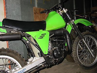 Kawasaki : KDX kawasaki kdx 175 vmx vinduro 1980 cz maico husqvarna 1980 kdx175 rm elsinore mx