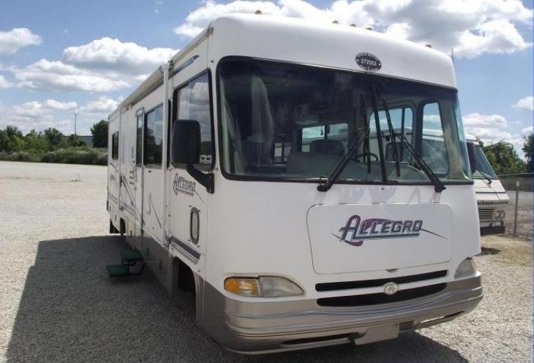 2011 Tiffin Motorhomes Allegro Bus 36QSP