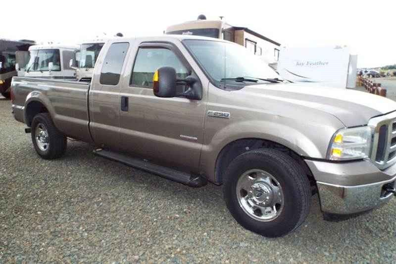 2007 Ford 34PU F-250 Super Duty