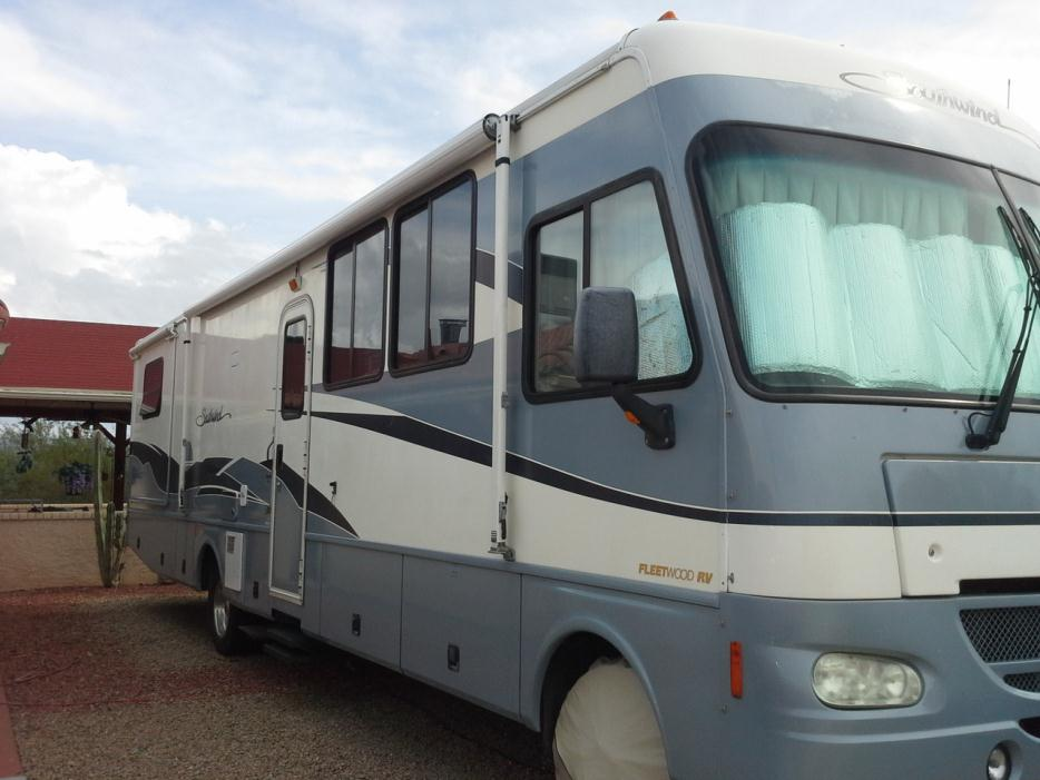 Fleetwood Southwind 37a Rvs For Sale