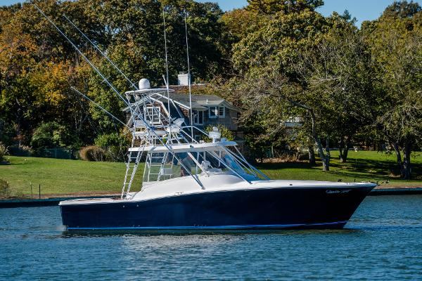 Sport fishing boats for sale in southampton new york for Fishing boats nyc
