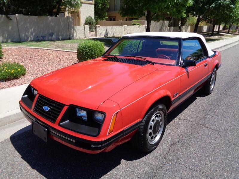 1983 ford mustang cars for sale. Black Bedroom Furniture Sets. Home Design Ideas