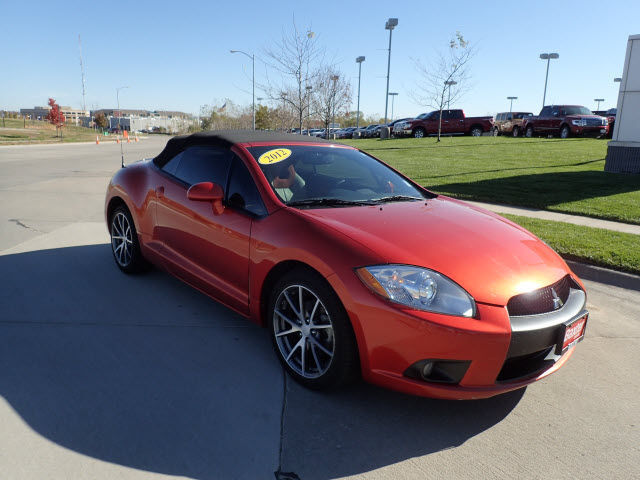 Mitsubishi : Eclipse 2dr Spyder A Pre-Owned, Excellent condition